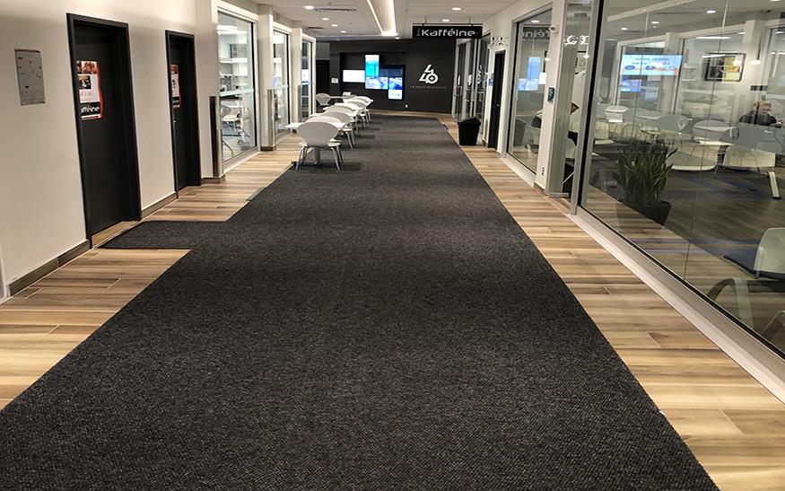 tapis d'entrée