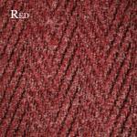 Tapis-Chevron-Red